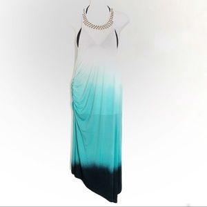 NWT Nanette Lepore Ombre Beach Dress Large